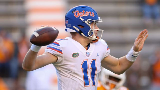Florida quarterback Kyle Trask