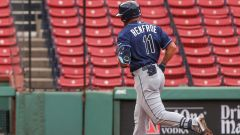 Boston Red Sox outfielder Hunter Renfroe