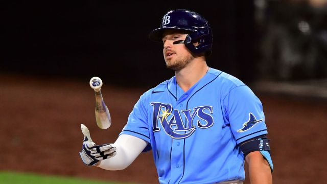 Tampa Bay Rays outfielder Hunter Renfroe