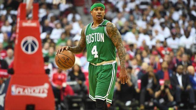 Isaiah Thomas Celtics