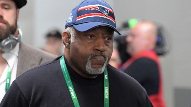 New England Patriots running backs coach Ivan Fears