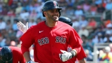 Boston Red Sox Designated Hitter J.D. Martinez