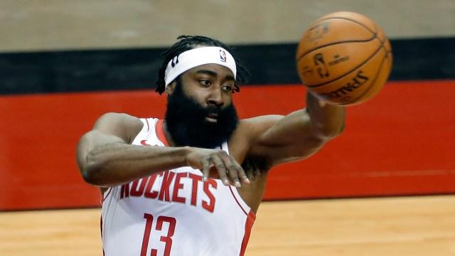 Houston Rockets Guard James Harden