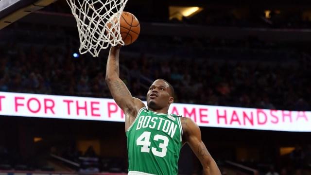 Boston Celtics Forward Javonte Green
