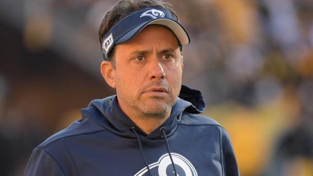 Los Angeles Rams assistant offensive coordinator Jedd Fisch