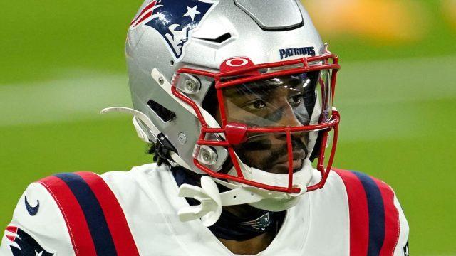 Patriots cornerback Joejuan Williams