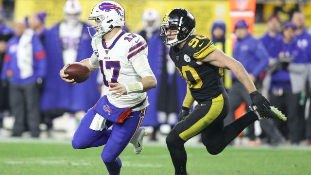 Buffalo Bills vs. Pittsburgh Steelers