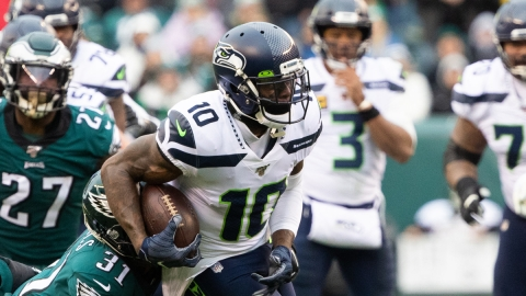 Seattle Seahawks NFL Josh Gordon