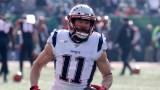 New England Patriots NFL Julian Edelman