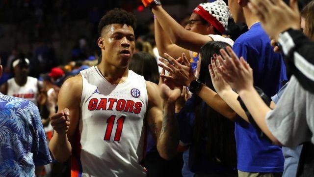 Florida Gators forward Keyontae Johnson