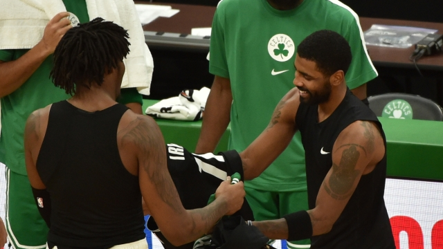 Celtics' Kemba Walker Opens Up On Stem Cell Injection ...Kyrie Irving Sage