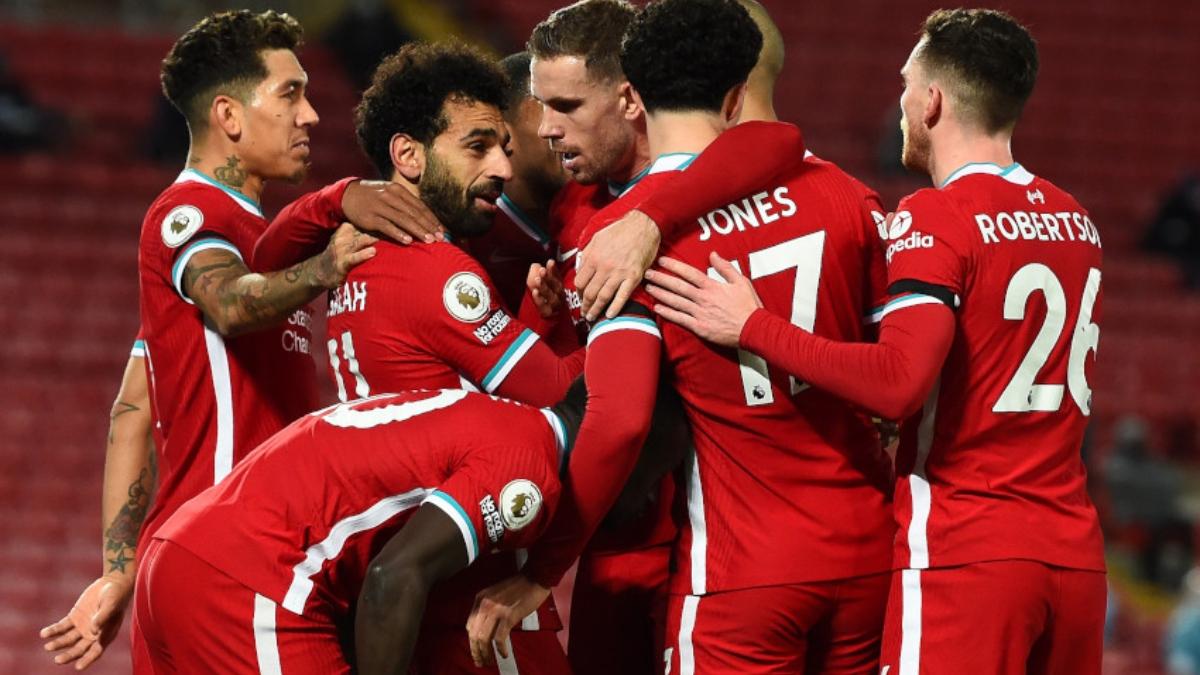 Liverpool Vs. Tottenham: Score, Highlights Of Premier League Game