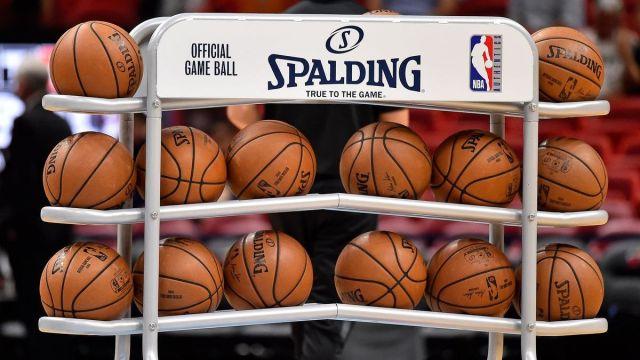 NBA Basketballs