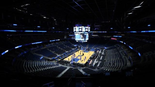 Orlando Magic Vs. Charlotte Hornets