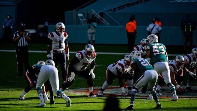 Patriots offense