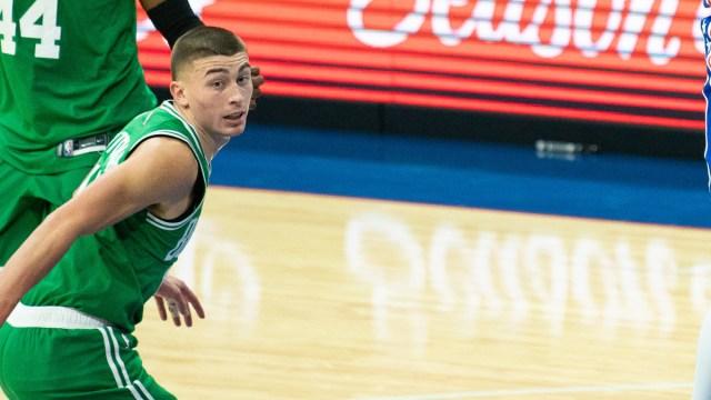 Boston Celtics' Payton Pritchard