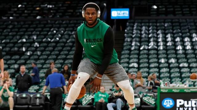 Boston Celtics Wing Semi Ojeleye