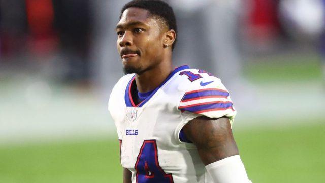 Buffalo Bills wide receiver Stefon Diggs