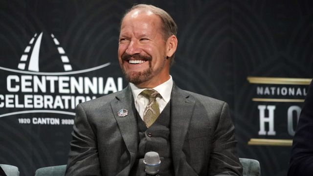 Former NFL head coach Bill Cowher