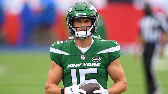 New Orleans Saints wide receiver Chris Hogan