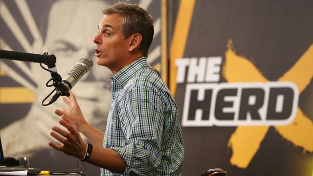 FS1 on-air personality Colin Cowherd