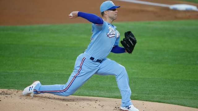 Free agent pitcher Corey Kluber