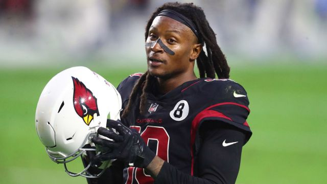Arizona Cardinals receiver DeAndre Hopkins