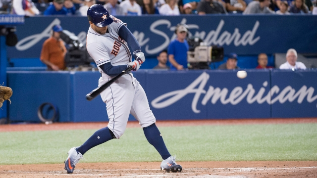 MLB free agent outfielder George Springer