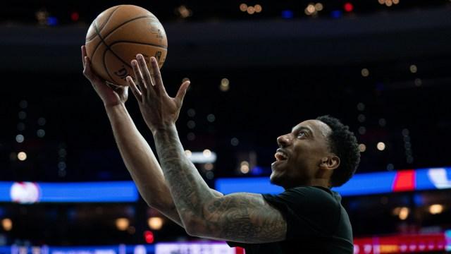 Boston Celtics point guard Jeff Teague