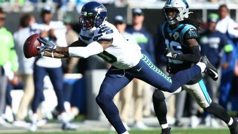 Former Seattle Seahawks wide receiver Josh Gordon