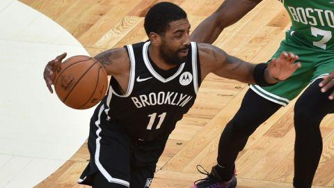 Kris Humphries Shows Off Battle Wounds After Celtics-Nets ...Kyrie Irving Sage