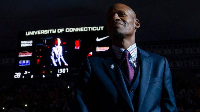 Former Boston Celtics guard Ray Allen