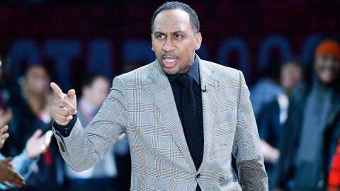 ESPN personality Stephen A. Smith