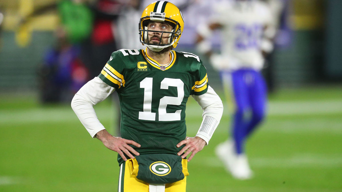 Mike Florio Suggests Possible Landing Spots For Aaron Rodgers - NESN.com