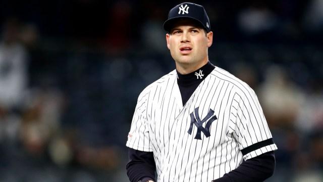Boston Red Sox Pitcher Adam Ottavino