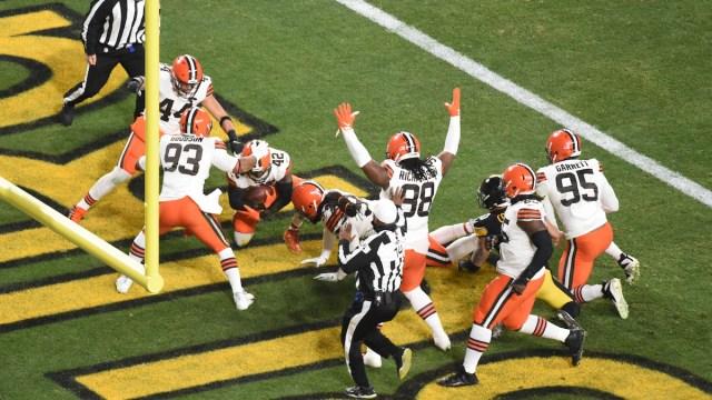 Browns Steelers