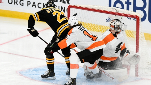 Boston Bruins Forward Jack Studnicka