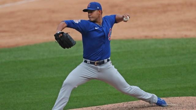 Los Angeles Angels Pitcher José Quintana