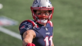 Patriots wide receiver Julian Edelman