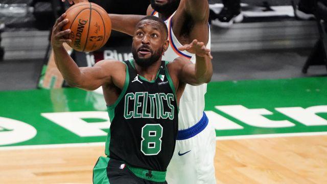 Boston Celtics guard Kemba Walker