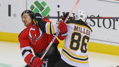 Boston Bruins NHL Kevan Miller