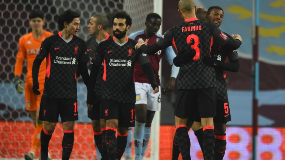 Aston Villa Vs. Liverpool: Score, Highlights Of FA Cup Third Round Game