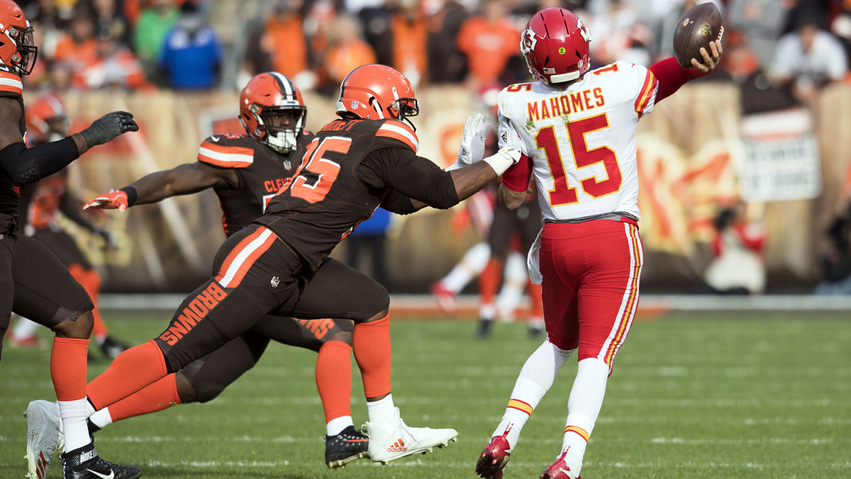 Browns-Chiefs Betting Preview: Trends, Props, Pick For AFC Divisional-Round Game - NESN.com