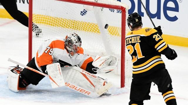 Boston Bruins NHL Nick Ritchie