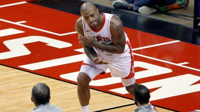 Houston Rockets forward P.J. Tucker