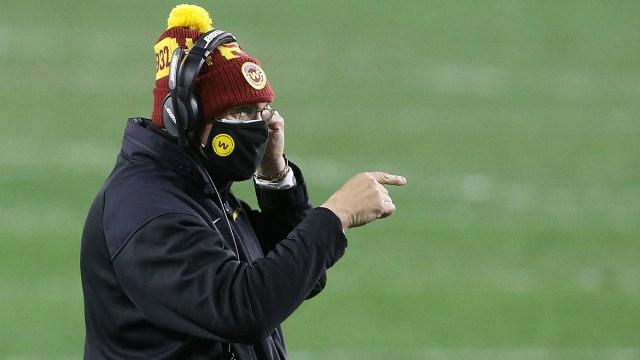 Washington Football Team Head Coach Ron Rivera