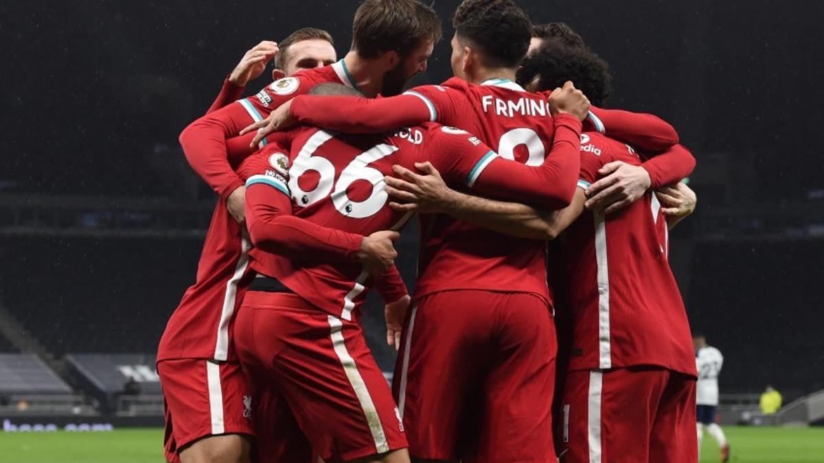 Tottenham Vs Liverpool Score Highlights Of Premier