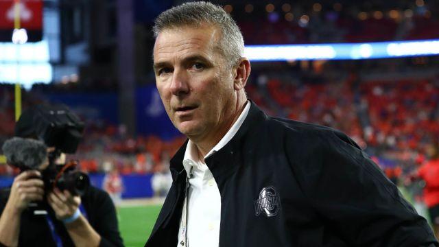 Former Ohio State Buckeyes head coach Urban Meyer