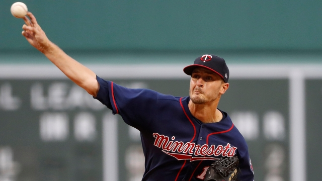 MLB free agent pitcher Jake Odorizzi
