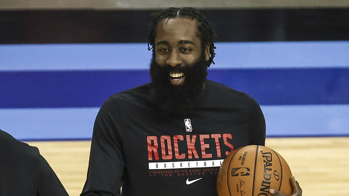Twitter Reacts To James Harden's Absurd Weight Loss Ahead Of Nets Game - NESN.com
